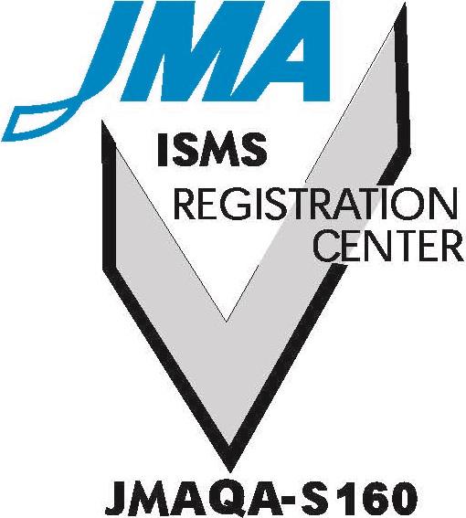 ISO/IEC27001:2013認証マーク